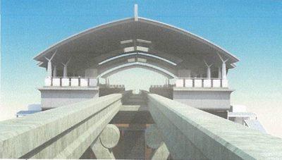 Guideway Structure Design – Pink sky train EN